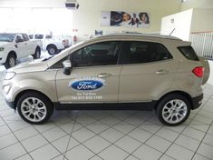 2019 Ford EcoSport 1.0 Ecoboost Titanium Auto Gauteng Springs_4