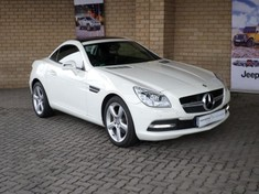 2012 Mercedes-Benz SLK-Class Slk 200 At  Gauteng Johannesburg_0