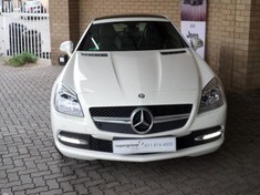 2012 Mercedes-Benz SLK-Class Slk 200 At  Gauteng Johannesburg_1