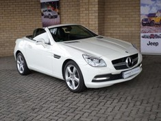 2012 Mercedes-Benz SLK-Class Slk 200 At  Gauteng Johannesburg_2