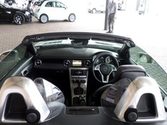 2012 Mercedes-Benz SLK-Class Slk 200 At  Gauteng Johannesburg_3