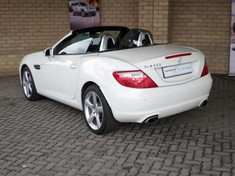 2012 Mercedes-Benz SLK-Class Slk 200 At  Gauteng Johannesburg_4