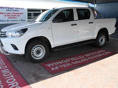 2017 Toyota Hilux 2.7 VVTi RB SRX Double Cab Bakkie Western Cape