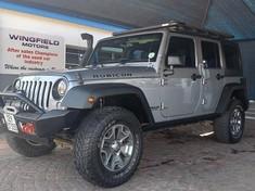 2015 Jeep Wrangler Unltd Rubicon 3.6l V6 A/t  Western Cape