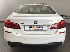 2012 BMW 5 Series 520d At f10  Gauteng Centurion_1