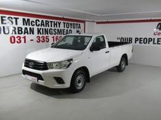 2017 Toyota Hilux Toyota Hilux 2.0 Pvvti a/c Kwazulu Natal