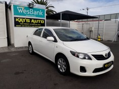 2015 Toyota Corolla Quest 1.6 Plus Western Cape