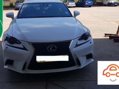 2015 Lexus IS 350 F Sport Western Cape