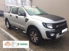 2014 Ford Ranger 3.2TDCi Wildtrak Auto Double cab bakkie Western Cape
