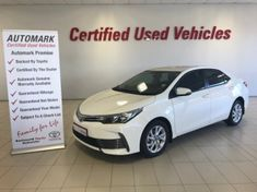 2018 Toyota Corolla 1.6 Prestige Western Cape Kuils River_0