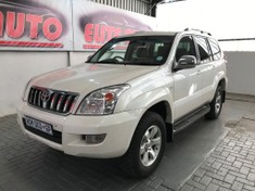 2008 Toyota Prado Vx 4.0 V6 At  Gauteng Vereeniging_0