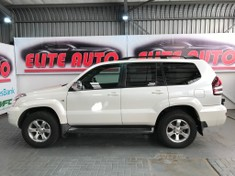 2008 Toyota Prado Vx 4.0 V6 At  Gauteng Vereeniging_1