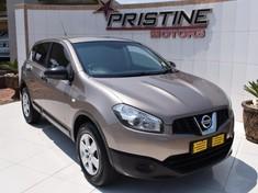 2012 Nissan Qashqai 1.6 Visia  Gauteng De Deur_1