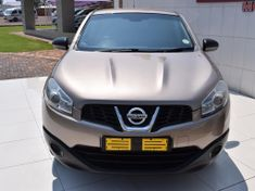 2012 Nissan Qashqai 1.6 Visia  Gauteng De Deur_2