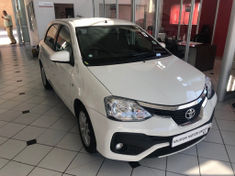2017 Toyota Etios 1.5 Xs 5dr  Eastern Cape