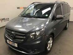 2016 Mercedes-Benz Vito 116 2.2 CDI Tourer Select Gauteng