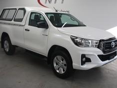 2019 Toyota Hilux 2.4 GD-6 RB SRX Auto Single Cab Bakkie Mpumalanga Delmas_0