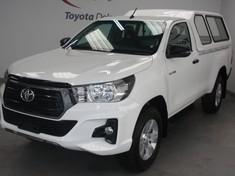 2019 Toyota Hilux 2.4 GD-6 RB SRX Auto Single Cab Bakkie Mpumalanga Delmas_2