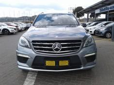 2013 Mercedes-Benz M-Class Ml 63 Amg  Gauteng Roodepoort_1