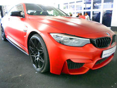 2018 BMW M4 Coupe M-DCT Competition Kwazulu Natal