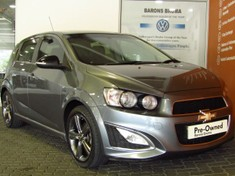 2014 Chevrolet Sonic 1.4T RS 5-Door Gauteng