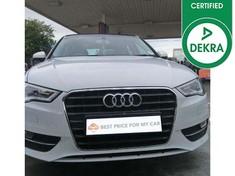 2015 Audi A3 Sportback 1.4TFSI S Western Cape