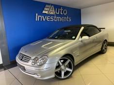 2005 Mercedes-Benz CLK-Class Clk 500 Cabriolet  Gauteng