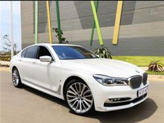 2016 BMW 7 Series 740e HYBRID i7 Kwazulu Natal Umhlanga Rocks_1