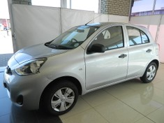 2018 Nissan Micra 1.2 Visia+ Insync 5dr (d86v)  Western Cape