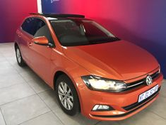 2018 Volkswagen Polo 1.0 TSI Comfortline Gauteng
