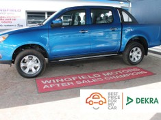 2019 JAC T6 1.9TDI Comfort Double Cab Bakkie Western Cape Goodwood_1
