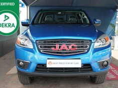 2019 JAC T6 1.9TDI Comfort Double Cab Bakkie Western Cape Goodwood_2