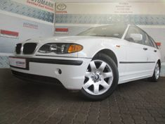 2005 BMW 3 Series 318i Touring At e46  Mpumalanga Middelburg_0