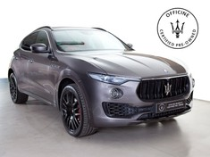 2017 Maserati Levante Diesel Gauteng