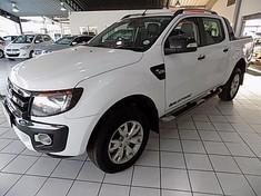 2016 Ford Ranger 3.2TDCi WILDTRAK Auto Double Cab Bakkie Gauteng