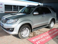 2012 Toyota Fortuner 3.0d-4d 4x4 At  Western Cape Kuils River_0