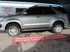 2012 Toyota Fortuner 3.0d-4d 4x4 At  Western Cape Kuils River_1