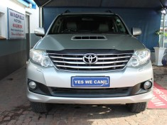 2012 Toyota Fortuner 3.0d-4d 4x4 At  Western Cape Kuils River_4