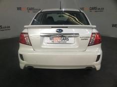 2010 Subaru Impreza 2.5 Wrx  Western Cape Cape Town_1