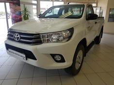 2019 Toyota Hilux 2.4 GD-6 SRX 4X4 Single Cab Bakkie Auto Eastern Cape