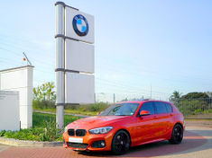 2018 BMW 1 Series 120i Edition M Sport Shadow 5-Door Auto (F20) Kwazulu Natal