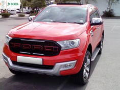 2017 Ford Everest 3.2 LTD 4X4 Auto Western Cape