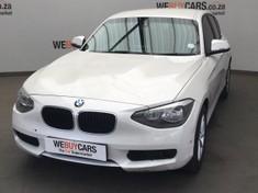 2015 BMW 1 Series 118i 5dr A/t (f20)  Gauteng