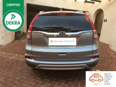 2017 Honda CR-V 2.0 Comfort Gauteng Pretoria_2
