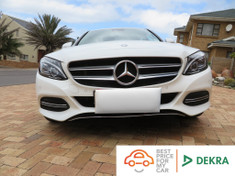 2015 Mercedes-Benz C-Class C250 Bluetec Avantgarde Auto Western Cape