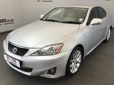 2011 Lexus IS 250 Ex A/t  Gauteng