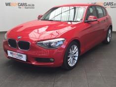 2013 BMW 1 Series 118i 5dr (f20)  Gauteng