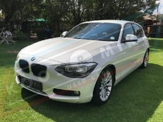 2012 BMW 1 Series 118i 5dr A/t (f20)  Gauteng