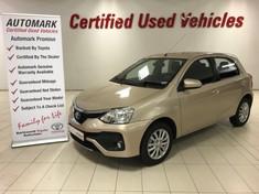 2018 Toyota Etios 1.5 Xs 5dr  Western Cape