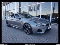 2018 BMW M6 M6 Gran Coupe M-DCT Western Cape